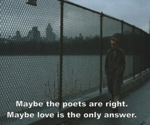 love, quotes, and poet image