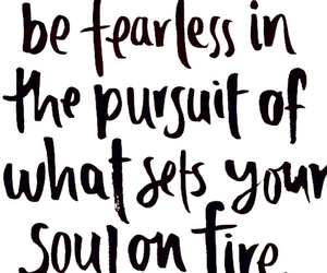 quotes, fearless, and soul image