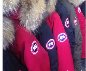 outfit, canada goose, and magnifique image