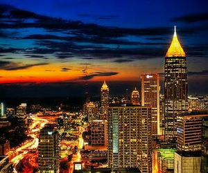amazing, atlanta, and city image