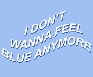 blue, grunge, and quotes image