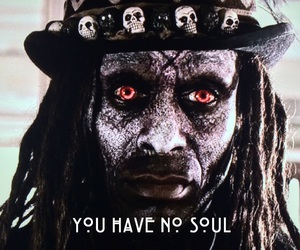 coven, american horror story, and papa legba image