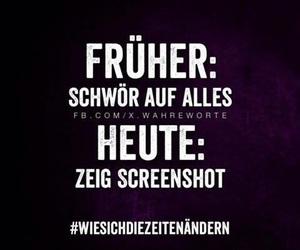 deutsch, spruchbilder, and german image