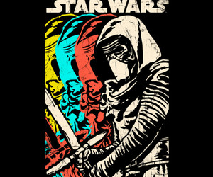 art, artwork, and star wars image