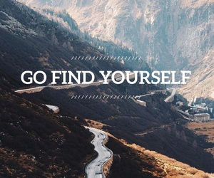 quotes, travel, and yourself image