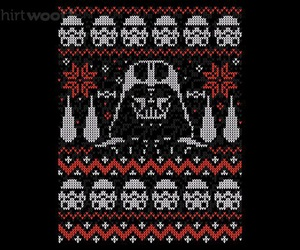 darth vader, holidays, and movies image