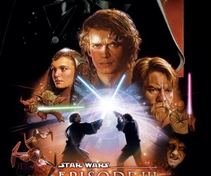 star wars and revenge of the sith image