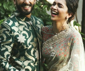 couple, deepika padukone, and bollywood image