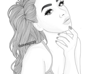 53 images about drawings girls on we heart it see more about