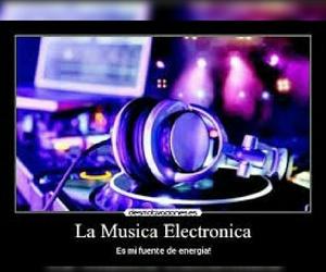 vida, eletronica, and musica image