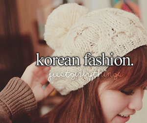 korean fashion, text, and just girly things image