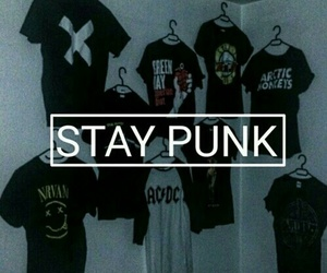 punk, grunge, and rock image