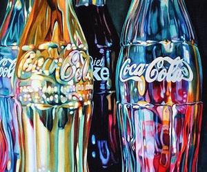 art and coca cola image