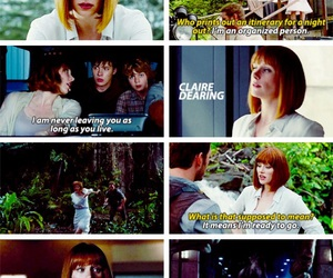 jurassic world and clair image