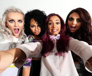 little, mix, and hermosas image