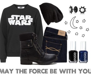 accesories, fashion, and jedi image