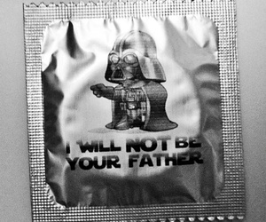 star wars, condom, and funny image
