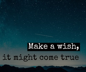 wish and easel image