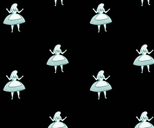 wallpaper, alice, and wonderland image