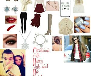 christmas, imagine, and harry style image