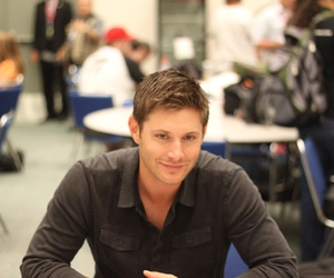 Jensen Ackles, supernatural, and cute image