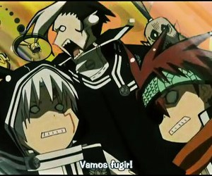 anime and d. gray-man image