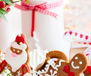 christmas, food, and weheartit image