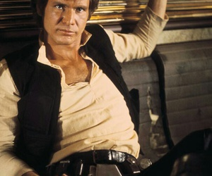 han solo, harrison ford, and solo image