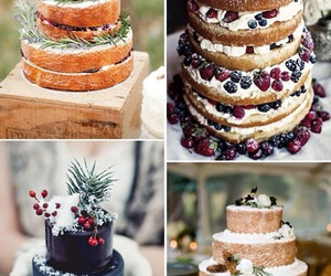 beautiful, cakes, and creative image