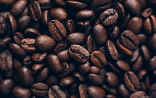 coffee, brown, and delicious image