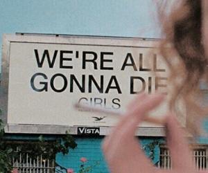girl, grunge, and die image