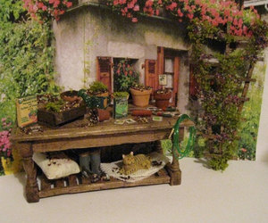 compost, etsy, and dollhouse furniture image