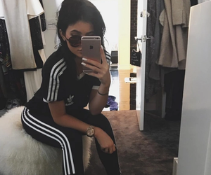 adidas, kylie jenner, and kylie image