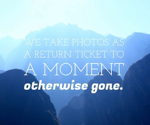 moment, quote, and easel image