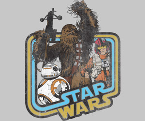 art, jedi, and star wars image