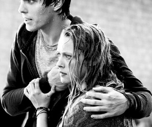warm bodies, nicholas hoult, and teresa palmer image