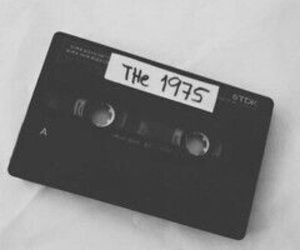 the 1975 and tape image
