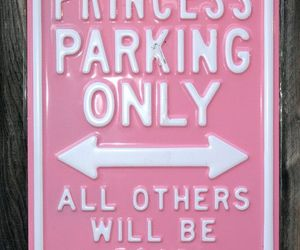pink, princess, and quotes image
