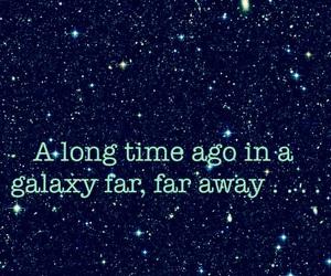 star wars and galaxy image