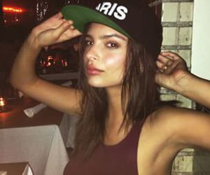 emily ratajkowski, fashion, and model image