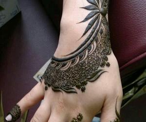 henna design image