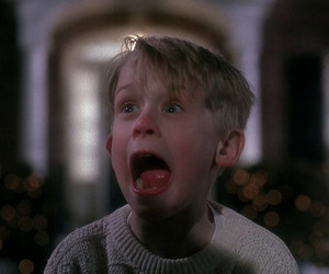 home alone, gif, and movie image