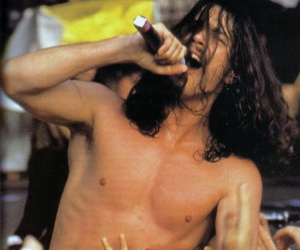 90s, chris cornell, and hair image