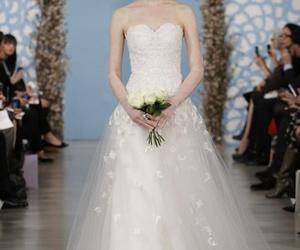 art, haute, and bridal image