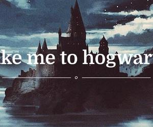 easel, harry potter, and hogwarts image
