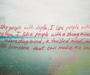 quote, people, and smile image