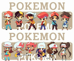 chibi, pokemon, and cute image