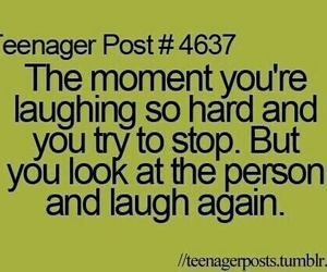 teenager post, laugh, and funny image