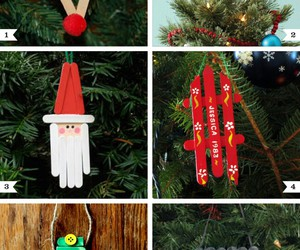 christmas, diy, and christmas tree image
