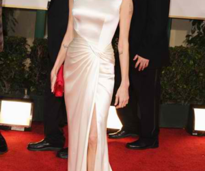 dress and Angelina Jolie image